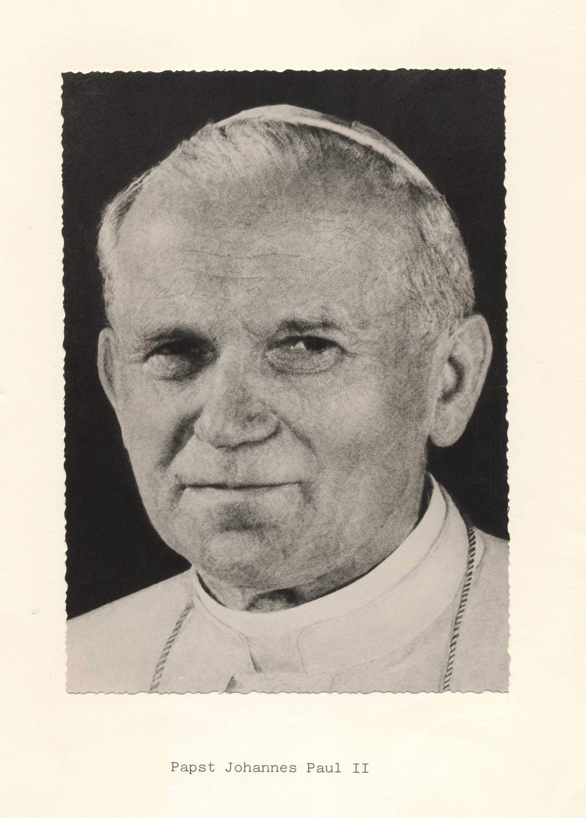 Pope Johannes Paul II