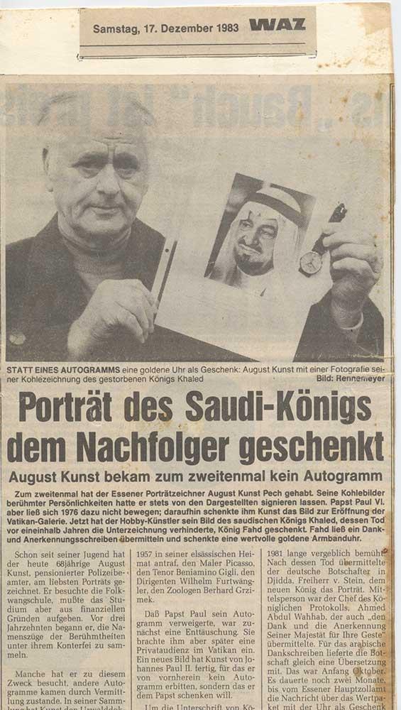 Pressreport 1983